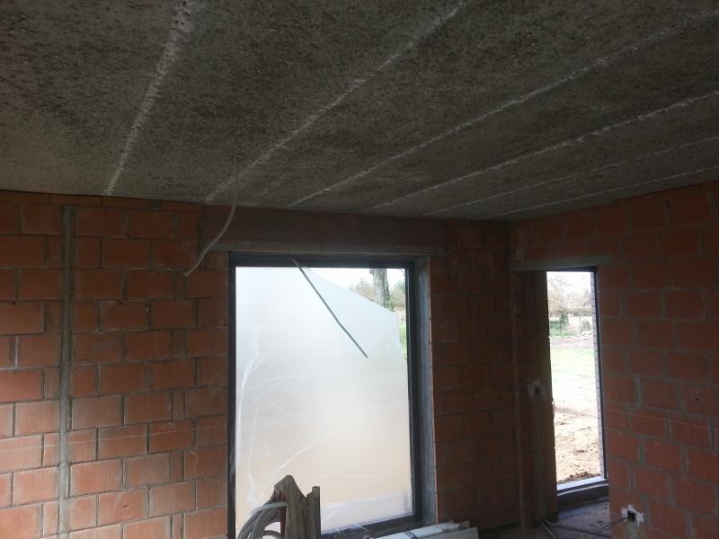 Faux plafond avant faux plafond cloison plafonneur for Faux plafond renovation